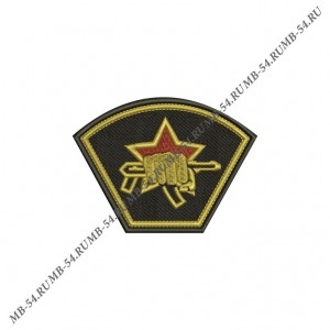Шеврон Боевая единица повседневный (Копировать)